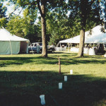 Off-site Catering Tents